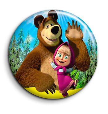 Masha e Urso