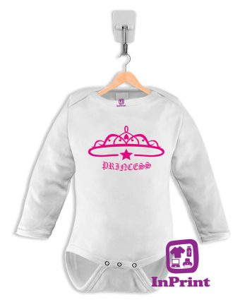 Princess-baby-body-comprida
