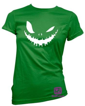 0743-halloween-evil-smile-personalizada-estampagem-aveiro-coimbra-anadia-roupa-verde-t-shirt-female