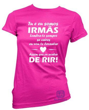 0744-tu-e-eu-somos-irmas-personalizada-estampagem-aveiro-coimbra-anadia-roupa-rosa-t-shirt-female