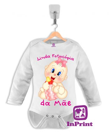 Linda-Fotocopia-da-Mae--baby-body-personalizada-estampagem-aveiro-Coimbra-Anadia-roupa--baby-body-comprida