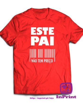 Este-Pai-nao-tem-preco-personalizada-estampagem-aveiro-Coimbra-Anadia-roupa-T-SHIRT-SWEAT-HOODIE-sweatshirt-casaco-inprint-T-Shirt-Male
