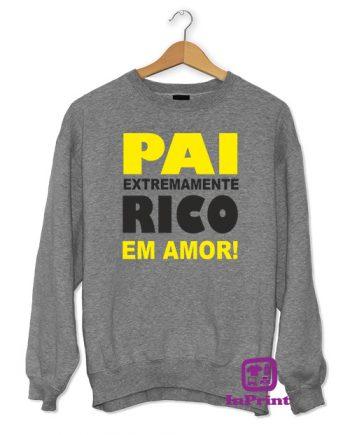 Pai-extremamente-rico-em-amor-personalizada-estampagem-aveiro-Coimbra-Anadia-roupa-T-SHIRT-SWEAT-HOODIE-sweatshirt-casaco-inprint-Jumper