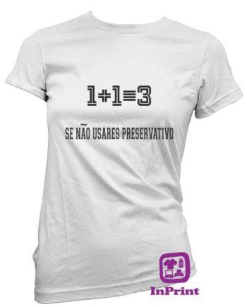 1+1=3-personalizada-estampagem-aveiro-Coimbra-Anadia-roupa-T-SHIRT-SWEAT-HOODIE-sweatshirt-comprar-online-T-Shirt-FeMale