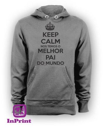 Keep Calm temos o melhor pai do Mundo-personalizada-estampagem-aveiro-Coimbra-Anadia-roupa-T-SHIRT-SWEAT-HOODIE-sweatshirt-comprar-online