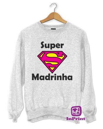 Super-Madrinha-personalizada-estampagem-aveiro-Coimbra-Anadia-roupa-T-SHIRT-SWEAT-HOODIE-sweatshirt-casaco-inprint-comprar-online-T-Shirt-FeMale