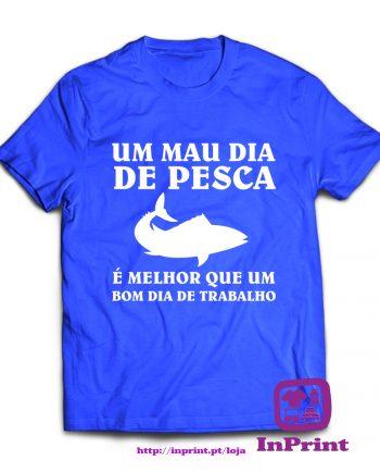 Um-Mau-Dia-de-Pesca-estampagem-aveiro-Coimbra-Anadia-roupa-T-SHIRT-SWEAT-HOODIE-sweatshirt-casaco-inprint-comprar-online-T-Shirt-Male