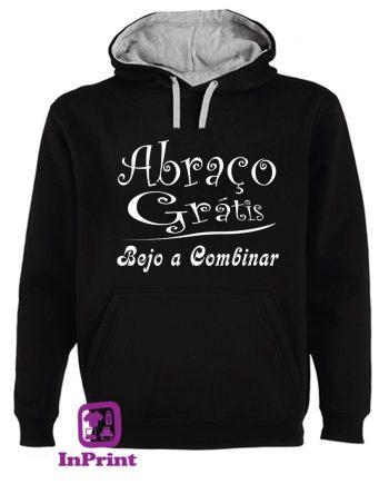 Abraco-Gratis-Bejo-a-Combinar-estampagem-aveiro-Coimbra-Anadia-roupa-T-SHIRT-SWEAT-HOODIE-sweatshirt-casaco-inprint-comprar-online-T-Shirt