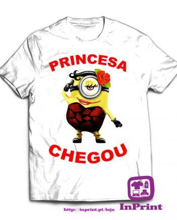 Princesa-Chegou-estampagem-aveiro-Coimbra-Anadia-roupa-T-SHIRT-SWEAT-HOODIE-sweatshirt-casaco-inprint-comprar-online-personalizado-bordado-T-Shirt-Male
