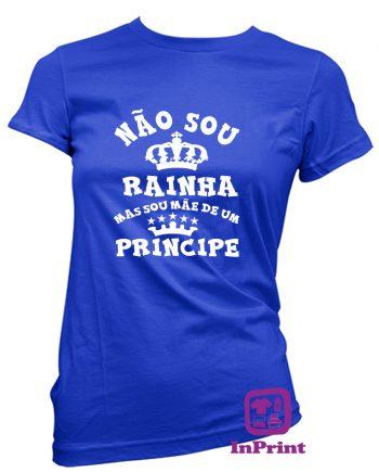 Nao-sou-Rainha-Mae-Principe-estampagem-aveiro-Coimbra-Anadia-roupa-HOODIE-sweatshirt-casaco-inprint-comprar-online-personalizado-bordado-prenda-oferecer-a-T-Shirt-FeMale