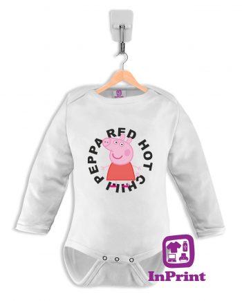 Red Hot Chili Peppa-body-personalizada-estampagem-aveiro-Coimbra-Anadia-Portugal-roupa-comprar-foto-online-bebe-prenda--baby-body