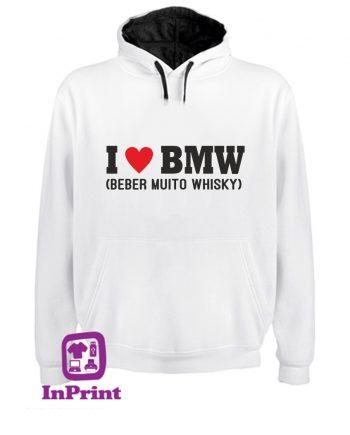 I-Love-BMW-(beber-muito-Whisky)-estampagem-aveiro-Coimbra-Anadia-roupa-HOODIE-sweatshirt-casaco-inprint-comprar-online-personalizado-bordado-prenda-oferta-sweat-site