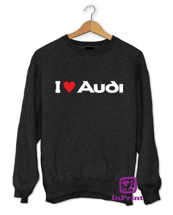 I Love Audi-estampagem-aveiro-Coimbra-Anadia-roupa-HOODIE-sweatshirt-casaco-inprint-comprar-online-personalizado-bordado-prenda-oferecer-Jumper