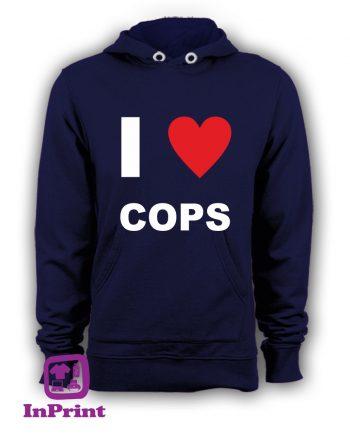 I-Love-Cops-estampagem-aveiro-Coimbra-Anadia-roupa-HOODIE-sweatshirt-casaco-inprint-comprar-online-personalizado-bordado-prenda-oferecer-sweat-site