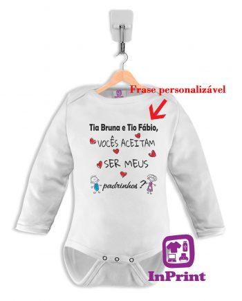 Voces aceitam ser meus padrinhos--personalizada-estampagem-aveiro-Coimbra-Anadia-Portugal-roupa-comprar-foto-online-bebe-prenda-baby-body