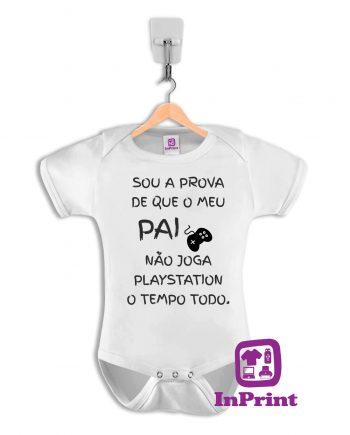 Sou-a-Prova--PlayStation-personalizada-estampagem-aveiro-Coimbra-Anadia-Portugal-roupa-comprar-foto-online-bebe-prenda-baby-body
