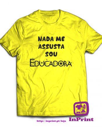 Nada-me-assusta-Sou-Educadora-estampagem-aveiro-Coimbra-Anadia-roupa-HOODIE-sweatshirt-casaco-inprint-comprar-online-personalizado-bordado-prenda-oferecer-T-Shirt-Male