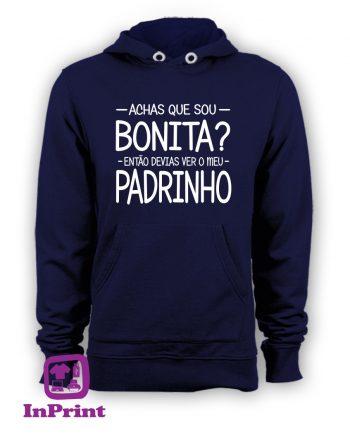 Achas-que-sou-bonita-PADRINHO-estampagem-aveiro-Coimbra-Anadia-roupa-HOODIE-sweatshirt-casaco-inprint-comprar-online-personalizado-bordado-sweat-site