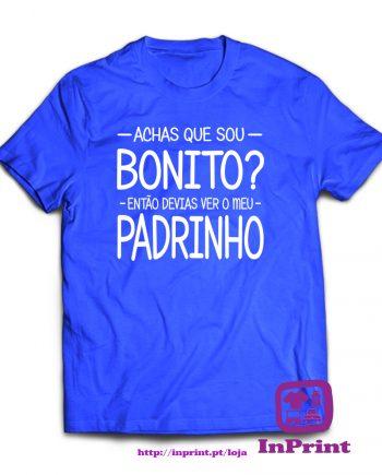 Achas-que-sou-bonito-PADRINHO-estampagem-aveiro-Coimbra-Anadia-roupa-HOODIE-sweatshirt-casaco-inprint-comprar-online-personalizado-bordado-T-Shirt-Male