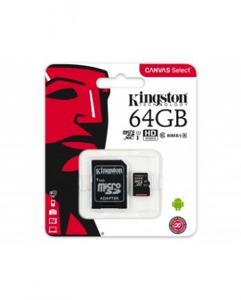cartao-micro-sd-64gb-kingston-classe-10-canvas-uhs-i-80r