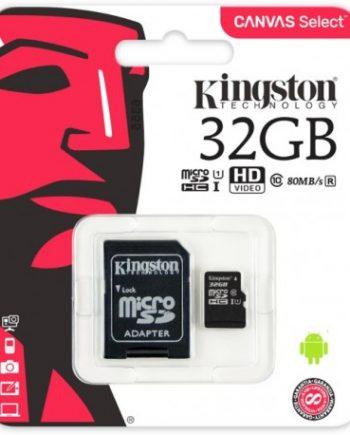 microsd-kingston-hc-adaptador-classe-10-32gb-80mbs